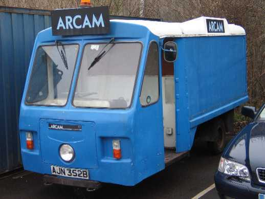 [Arcam milk float]