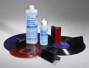 [Miracle Record Cleaning Solutions]