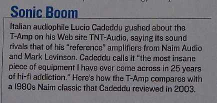 [...TNT-Audio su Forbes!]