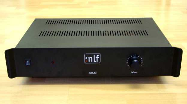 [Amplificatore integrato :nlf AMP 02]