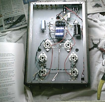 [Wiring of Power supply]