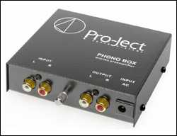 [Pro-Ject PhonoBox - pre fono MM/MC]