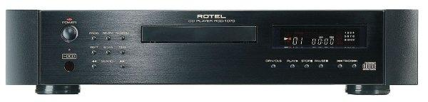 [Rotel RCD-1070 CD player]