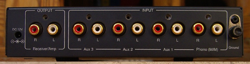 [T-Preamp - rear view]