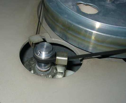 [Phonosophie Pulley mounted on TD125/2]