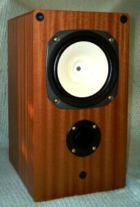 [Omega Speakers Systems TS2R]