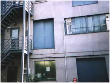 [The outside of ANJ factory (upstairs on the 2nd floor)]