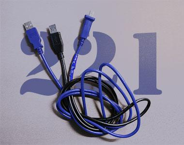 [TNT 221 DIY uSB Y-cable.]