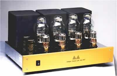 [Antique Sound Lab AQ1007 amplifier]