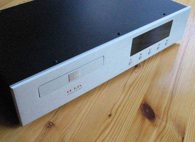 [Audio Note CD1.1x CD player]