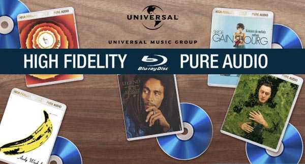 [Blu-Ray High Fidelity Pure Audio]