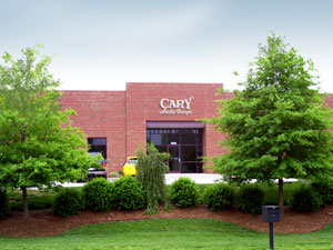 [Cary Audio plants in Cary, NC, USA]