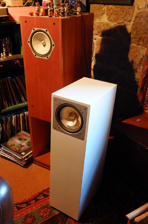 [Cube Audio Bliss A with Polaris]