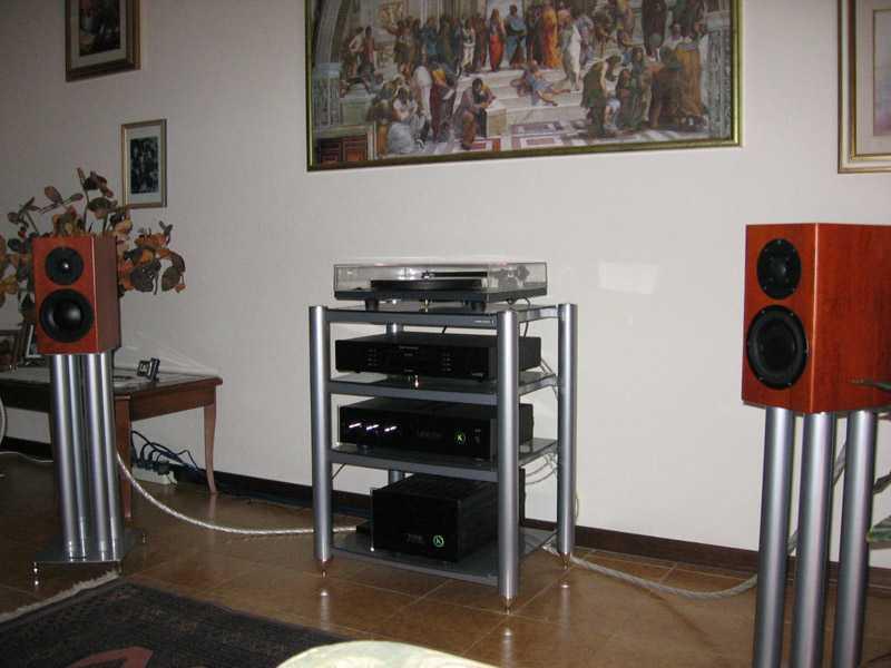 Tnt audio lettere alla redazione - Impianto audio casa ...