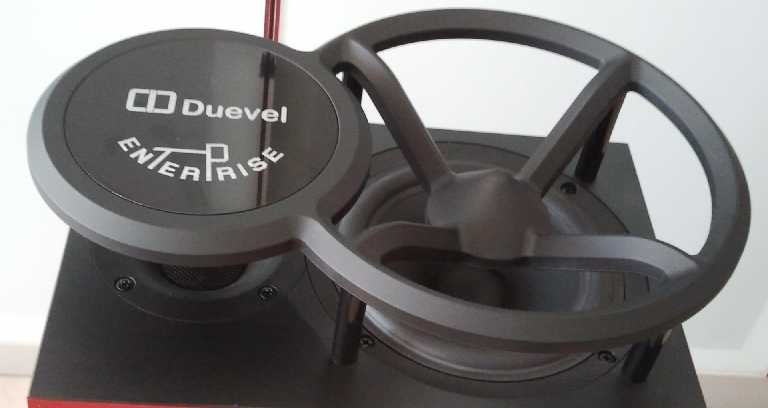 [Duevel Enterprise 360 degrees system]