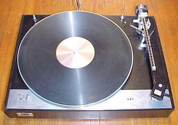 [ERA 444 turntable]