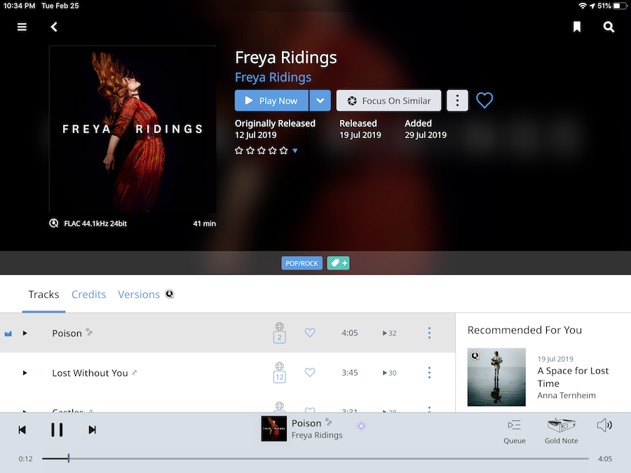 [Freya Ridings]