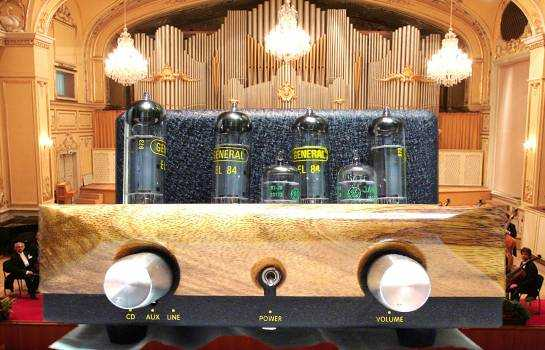 [Yarland FV34C EU version tube amplifer]