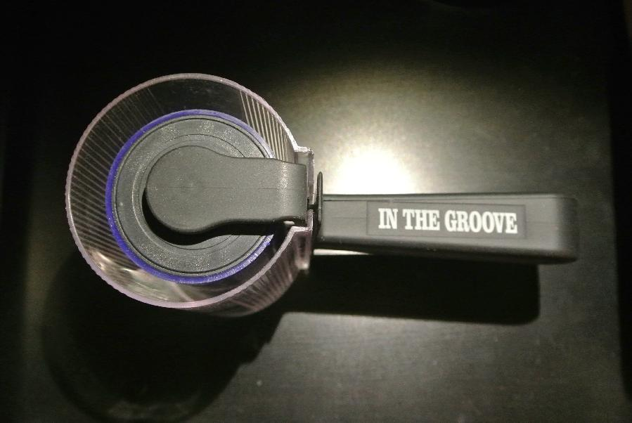 [In The Groove Record Cleaner]