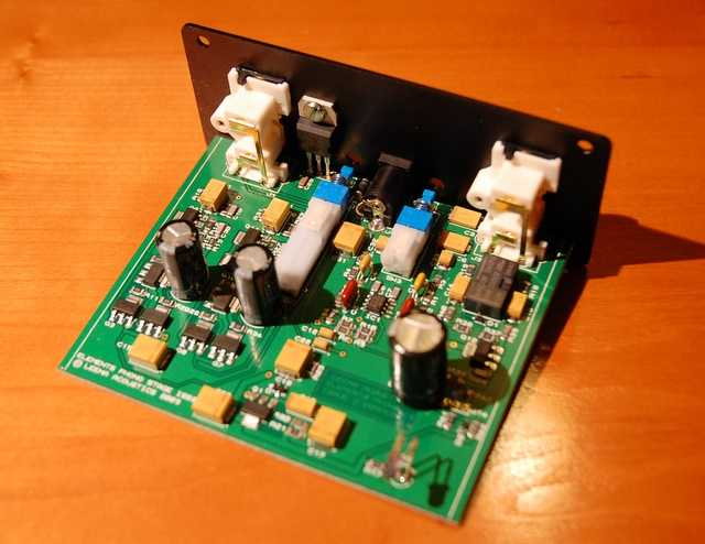 [Leema Elements Phono inside]