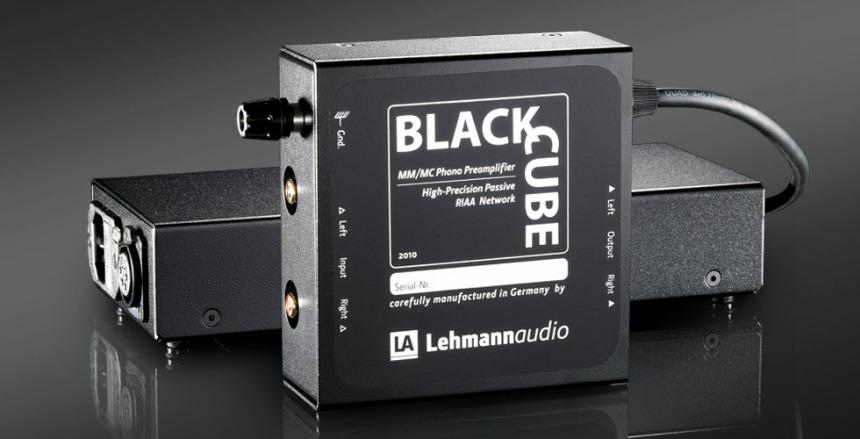 [Lehmann Audio Black Cube SE - front]