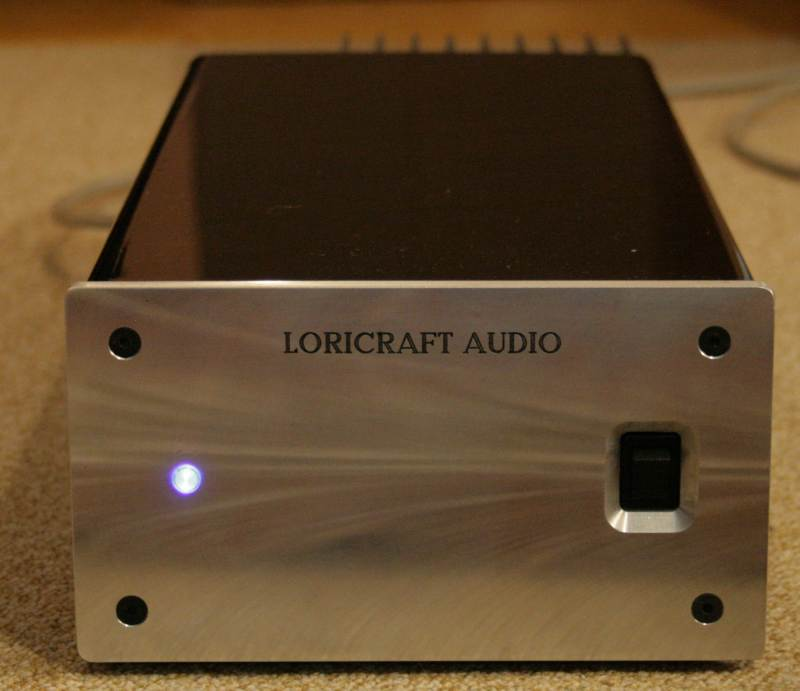 [Loricraft Power Supply]