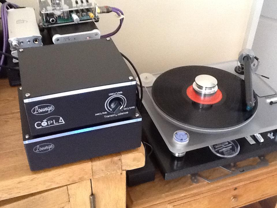 [Lounge Audio: pre-phono passivo MM LCR MkIII & pre-phono MC step-up Copla]