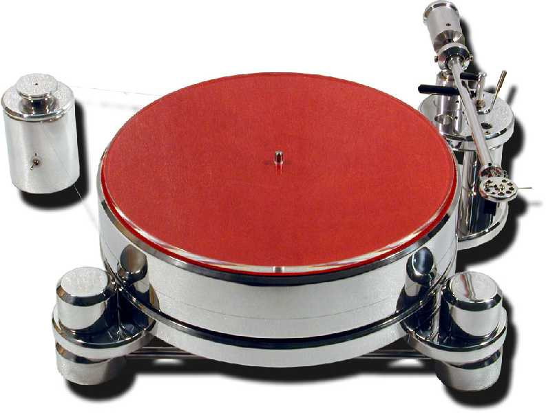 [Acoustic Solid machine turntable]