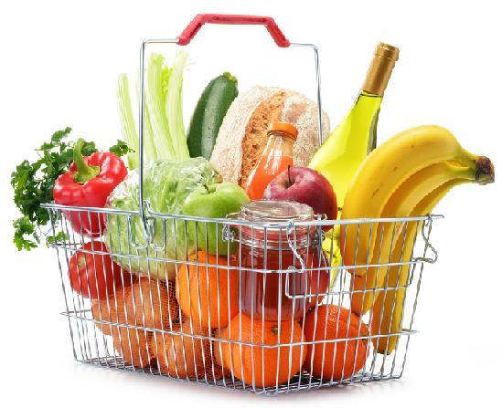 правильное питание для худеющих меню