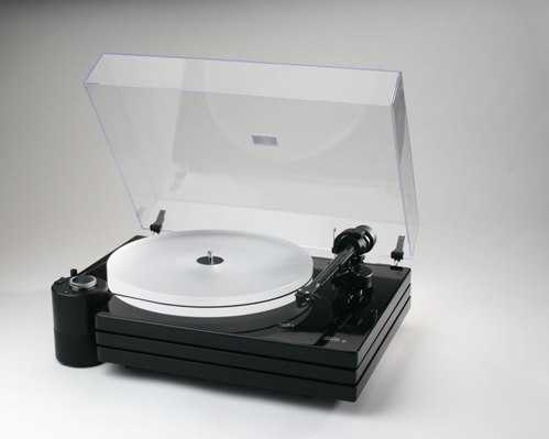 [MusicHall mmf 9 turntable]