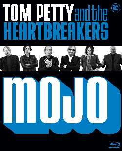 [Tom Petty Mojo blu-ray]