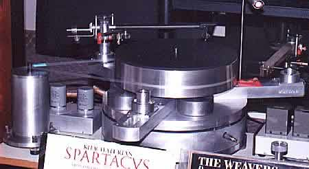 [Morsiani turntable]