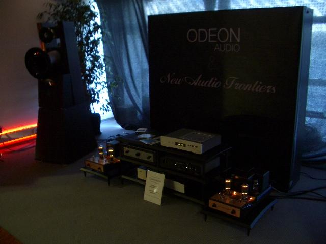 NEW AUDIO FRONTIERS - ODEON - AQUA