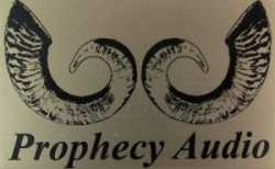 Prophecy horn speakers badge.