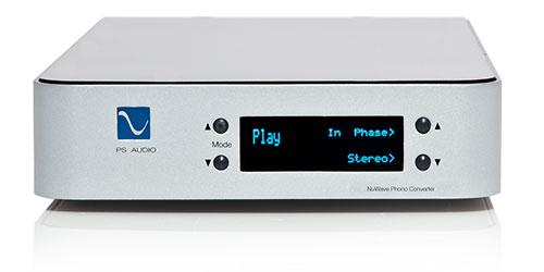 [PS Audio NuWave Phono - front]