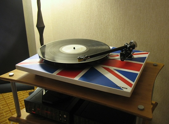 Rega's turntable