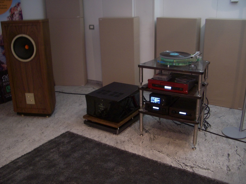 [Synthesis Tannoy GRF 90]