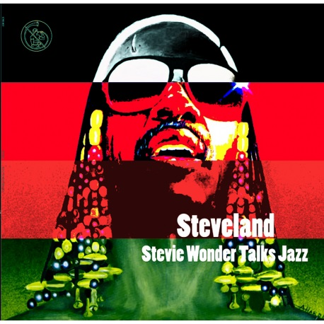 [L'album Stevie Wonder Talks Jazz dei Steveland]
