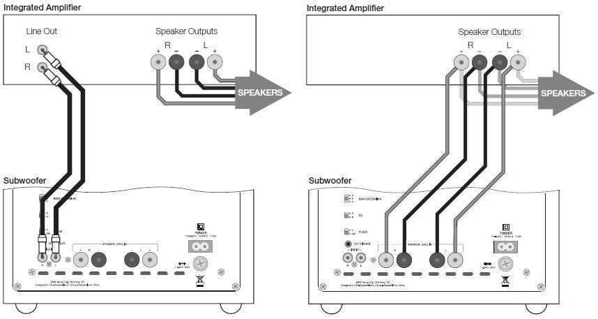Schema Collegamento Equalizzatore Ad Amplificatore : Consulenza hifi tnt audio lettere alla redazione