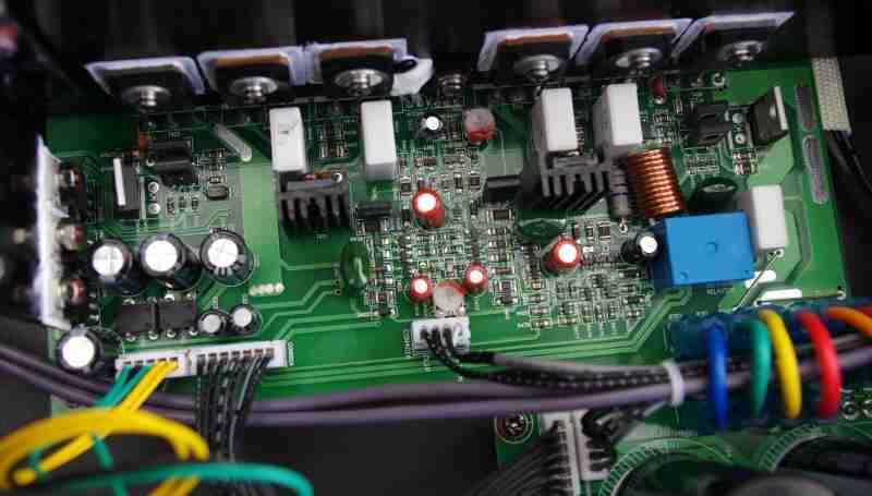 Review Thomann T Amp E800 Pro Pa Amplifier English