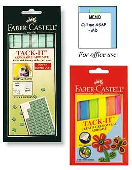 [Tack-It Faber-Castell]