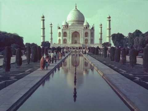 [The Taj Mahal, Agra, India, 1979]