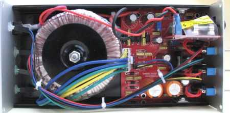 [Trends PW-10 power supply]