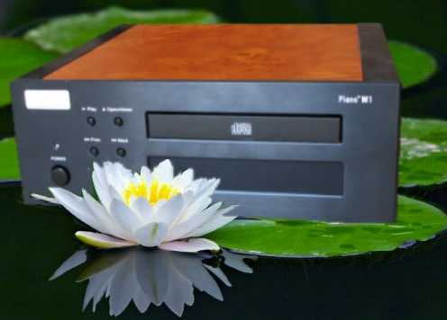 [Virtue Audio Piano M1 CD player]