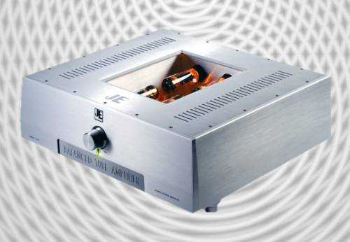[JE Audio Vl20 balanced power amplifier]