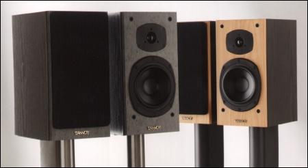 Tannoy Mercury M2 Loudspeakers English