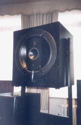ME Geithain RL-7 studio monitor listening test [English]
