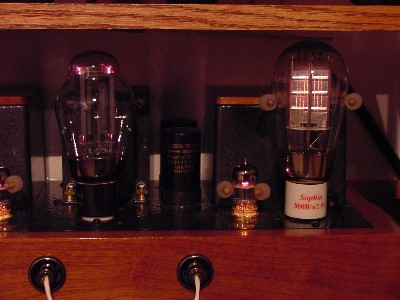 Sophia Electric TJ Meshplates and the 274B Rectifier Tube