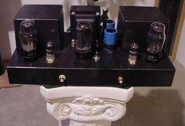 Handmade Electronics Basic 45 SET - An Amplifier Review on TNT-Audio