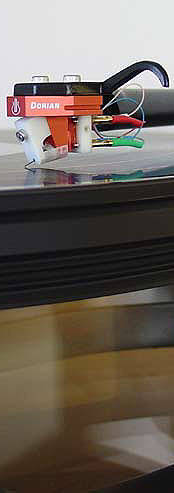 [Lyra Dorian phono cartridge finally in action]